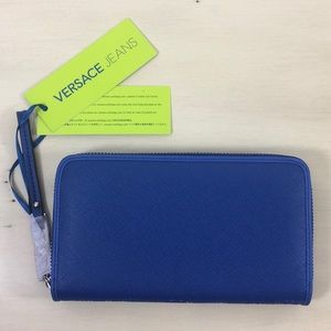 Versace Collection Jeans Wallet NWT